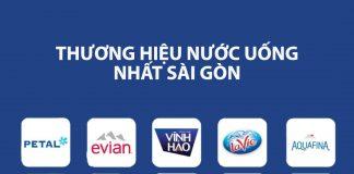 Nước uống uy tín nhất Sài Gòn